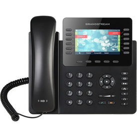 Grandstream Grandstream Our Most Powerful Enterprise Ip Phone,the Gxp2170 Supports Up To 12