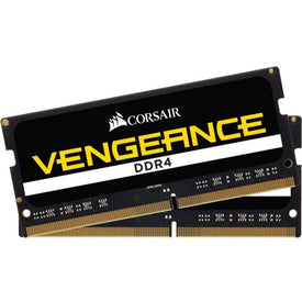 Corsair Vengeance Series 16GB (2x8GB) DDR4 SODIMM 2666MHz CL18 Memory Kit - Trivoshop