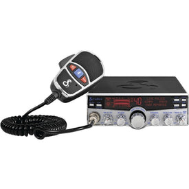 Cobra Smart CB Radio with Smartphone Enhanced Features and Legal Hands-Free Calls