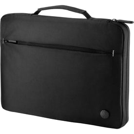 "HP Carrying Case (Sleeve) for 13.3"" Notebook - Black"
