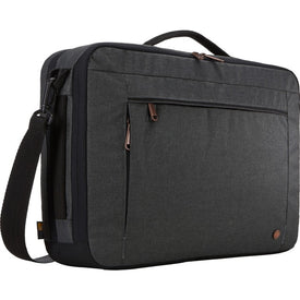 "Case Logic Era ERACV-116-OBSIDIAN Carrying Case (Backpack-Briefcase) for 16"" Notebook - Obsidian - Trivoshop"