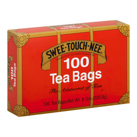 Sweet Touch Nee Black Tea - Case Of 10 - 100 Bags - Trivoshop