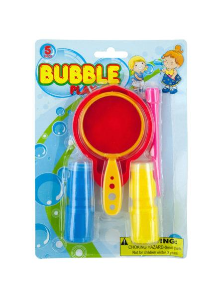 Mini Bubble Play Set (Available in a pack of 18)