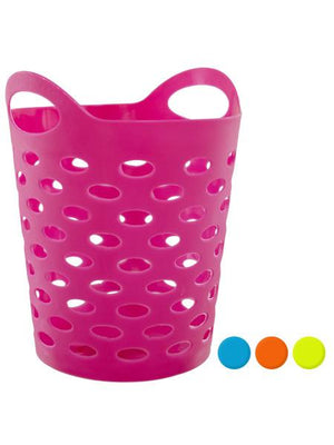 Flexible Round Storage Basket (Available in a pack of 12)