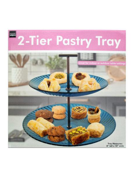 2-Tier Pastry Tray (Available in a pack of 4)