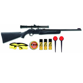Daisy Model 5901 BB Gun Kit 37.5in Length - Black - Trivoshop