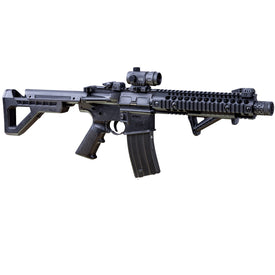 Crosman SBR Full Automatic CO2 Target BB Rifle - Trivoshop