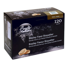 Bradley Hickory Bisquettes Pack