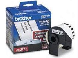 Brother Labelmaker Continuous Clear Film Labels