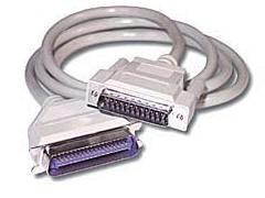 C2g (cables To Go) 6ft Db25m To C36m Parallel Printer Cable