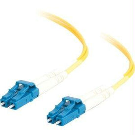 Legrand C2g 2m Lc-lc 9-125 Duplex Single Mode Os2 Fiber Cable - Yellow - 6ft Os2 Cable -