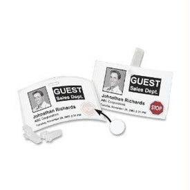 Dymo Time Expired Adhesive Badge - 2.25 In X 4 In