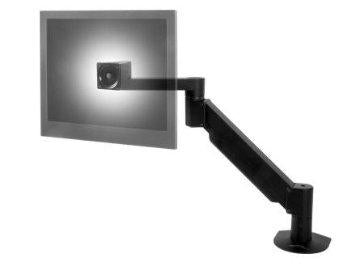 Innovative Office Products Llc 7000 Flat Panel Radial Arm Pc Black With Flexmount Kit. Supports Monitors 7.5-25