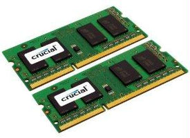 Micron Consumer Products Group 2-4gb Ddr3 Pc3-12800 Sodimm 1.35v 204-pin