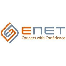 Enet Solutions, Inc. Cat5e Orange 50ft No Boot Patch Cable