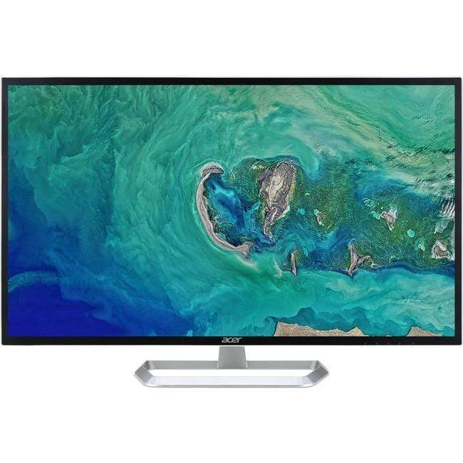 "Acer, Inc Computer Displays Acer EB321HQU C 31.5"" WQHD LED LCD Monitor - 16:9 - Black"