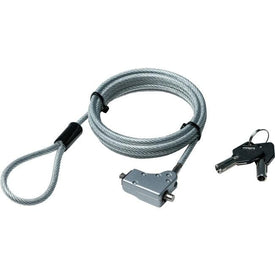 CTA Digital, Inc Alarms & Locks CTA Digital Noble Wedge Slot Security Cable for Notebooks and Desktop PCs