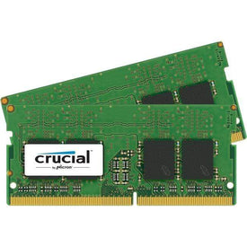 Micron Consumer Products Group General Micron Consumer Products Group 32gb Kit (2x16gb) Ddr4-2400 Sodimm