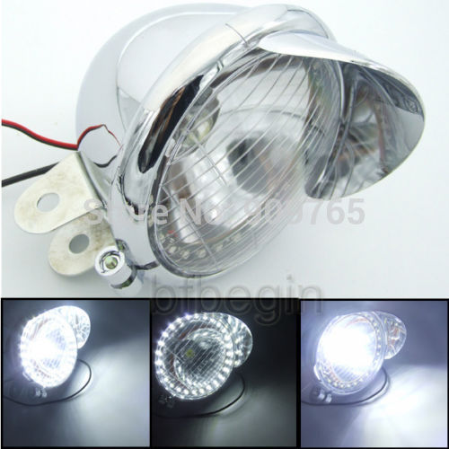 Motorcycle White LED Angel - Trivoshop
