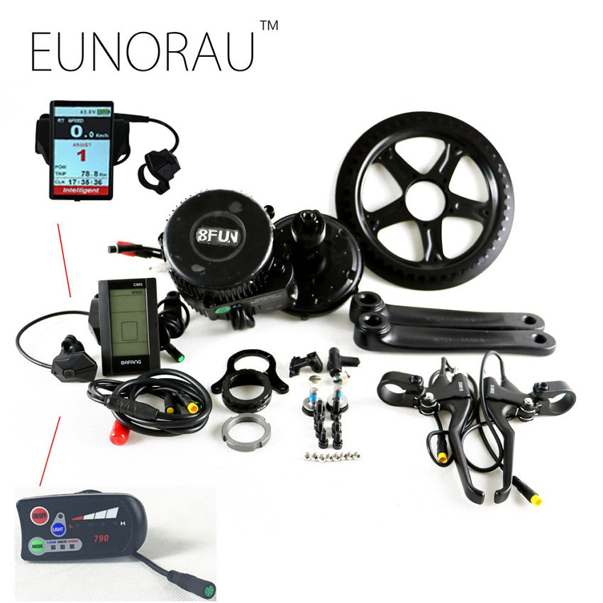 electric bike mid drive motor kit - Trivoshop