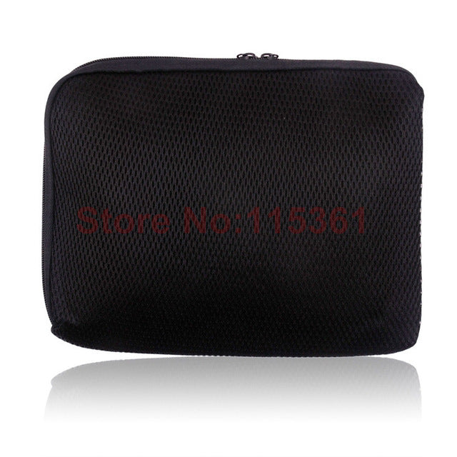 10,12,13,14,15 inch portable durable mesh zipper laptop notebook tablet bag sleeve pouch cover case for ipad air,Amazon kindle - Trivoshop.com