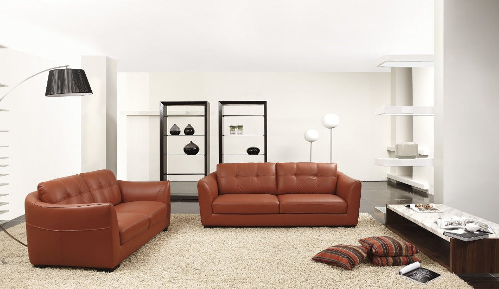 real leather sofa - Trivoshop