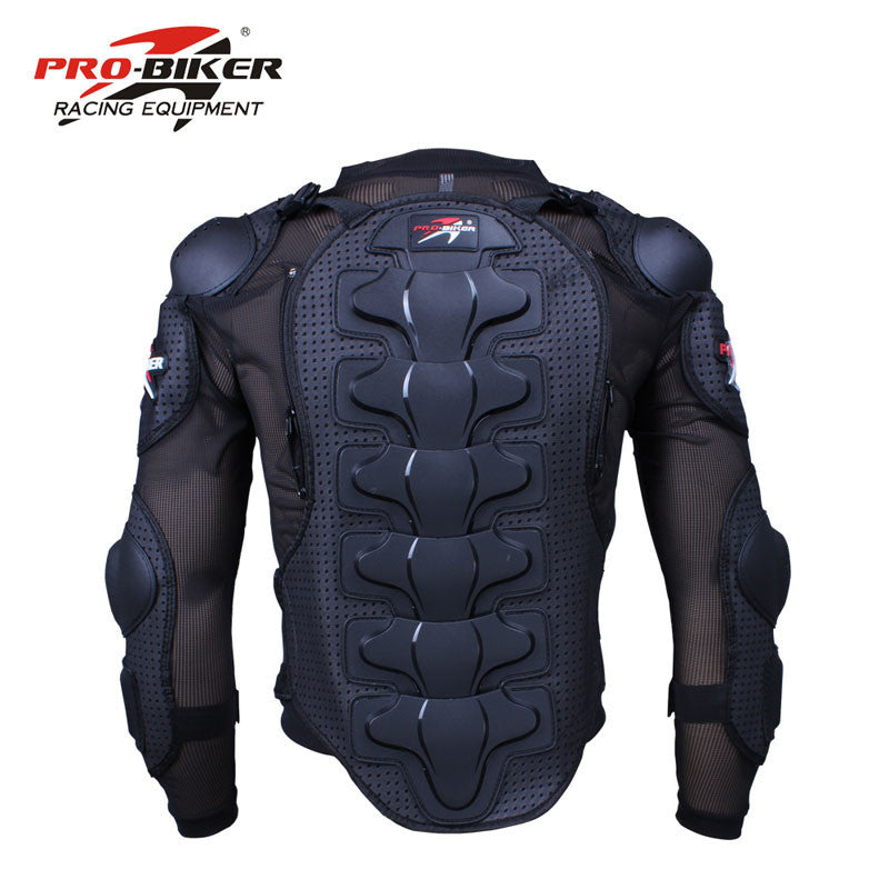 Motorcyclist Body Protector
