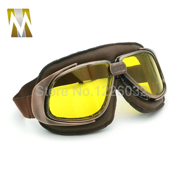 Helmet Goggles With Black Lens