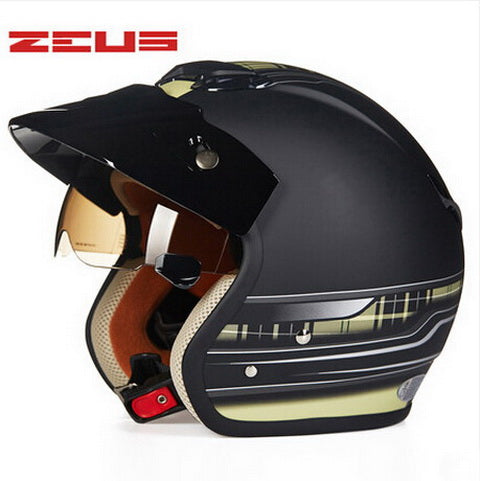 open face motorcycle helmet - Trivoshop