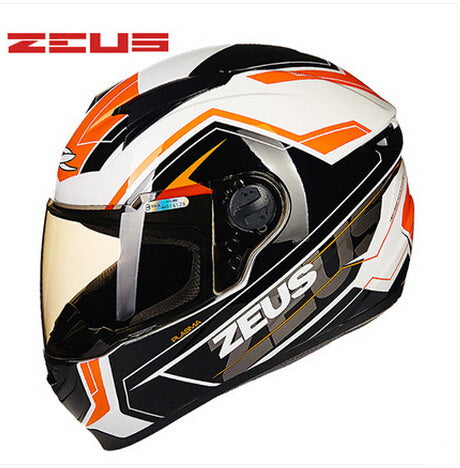 Full face motorcycle helmet - Trivoshop
