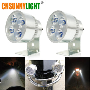 CNSUNNYLIGHT Motorcycle 9W LED Headlight