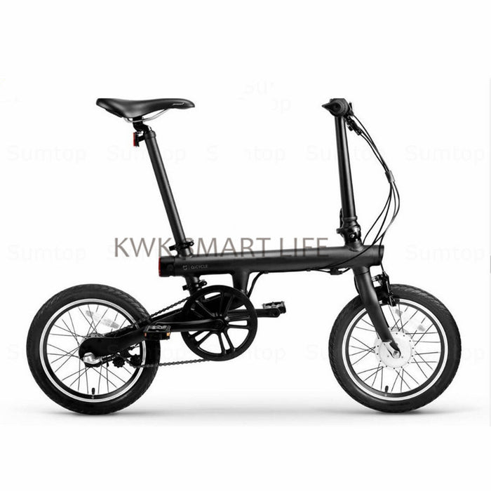 Original Qicycle Bike Foldable Smart Electric Bicyle with Panasonic Lithium Battery - Trivoshop