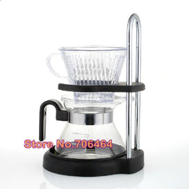 Simple design manual dripping coffee maker competitive price High quanlity drip coffee machine Register mail