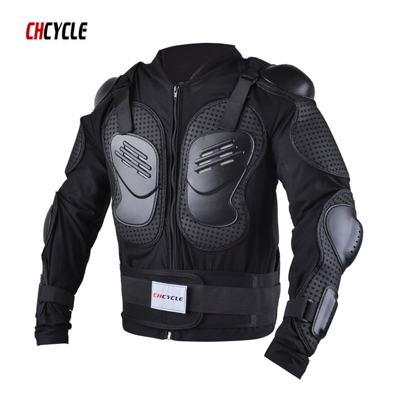 Chcycle motorcycle body armor motorcycle chest & back jacket