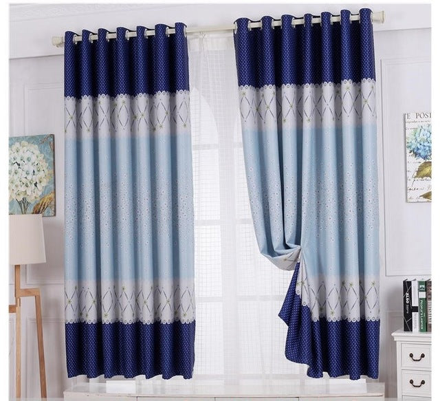 Modern full blackout curtains