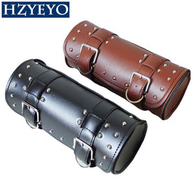 HZYEYO Brand Motorcycle Front Toolkit Bag  Saddle  Cruiser Tool  Luggage  Tail Bags Moto Pacote free  shipping D811