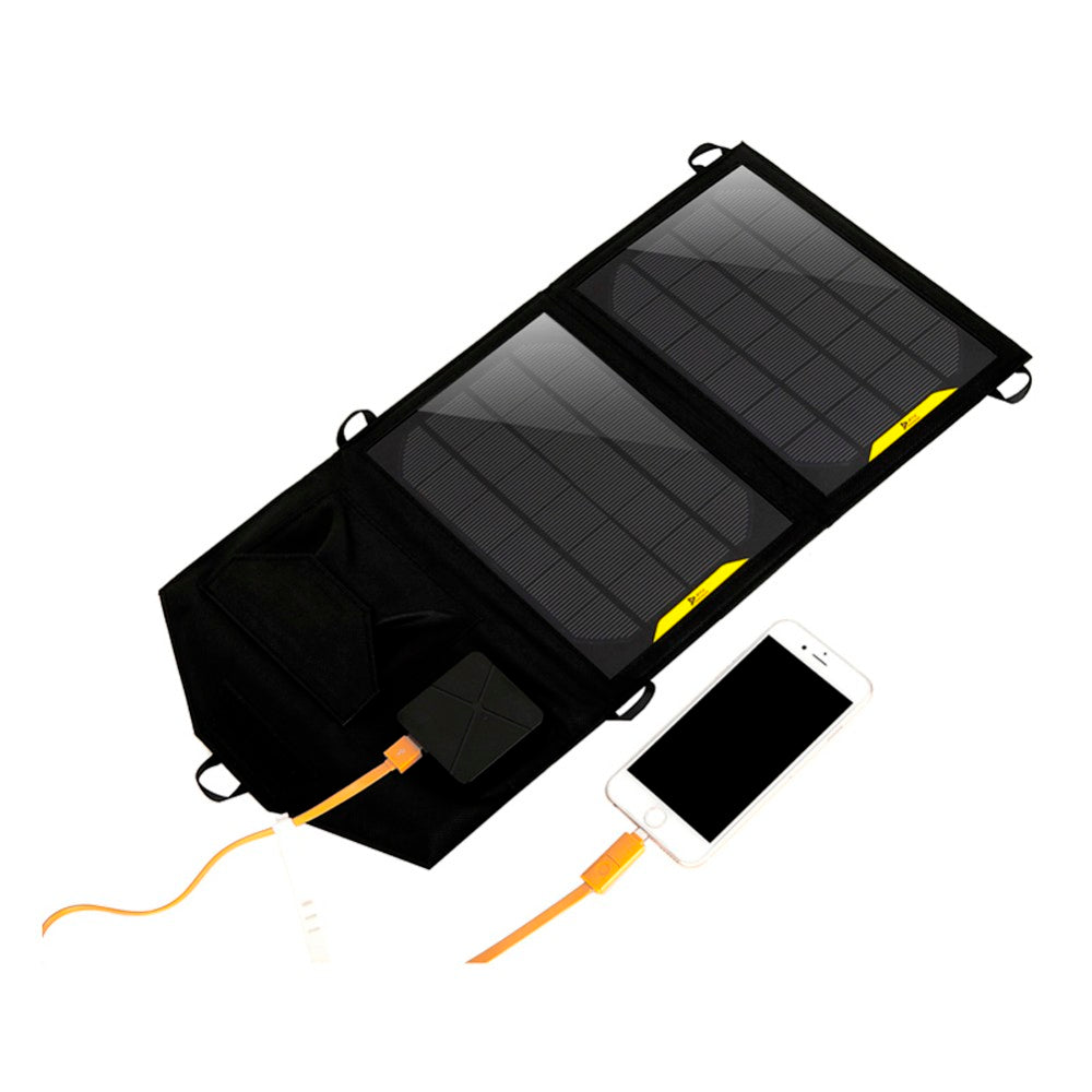 Folding Solar Phone Charger
