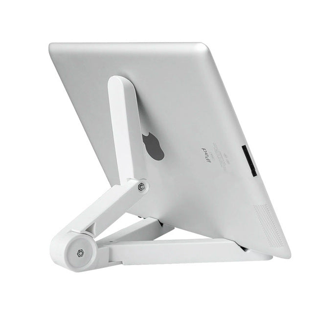 Zimoon Folding Universal Tablet Bracket Stand Holder Lazy Pad Support For iPad 2/3/4 iPad Air 1/2 iPad Mini Samsung Xiaomi