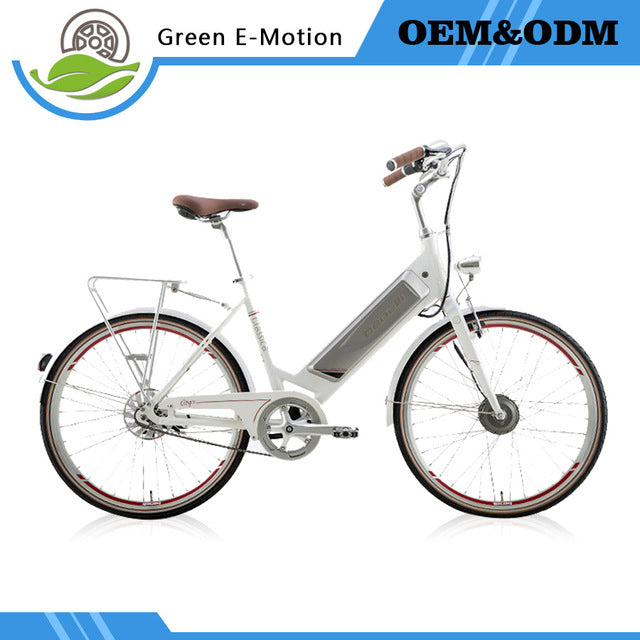 New Life Classic Style 36v 250w 26inch Lady Girl Like Vantage Lithium Electric Assistant Bike Electric Road Bike