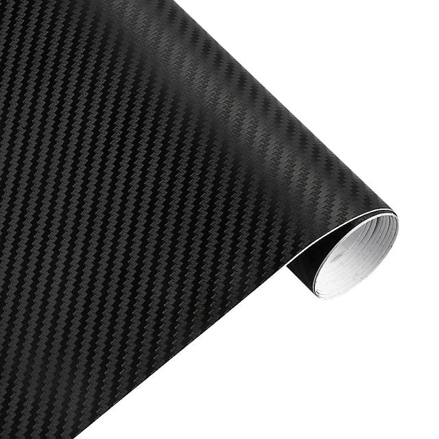 Carbon Fiber Car stickers