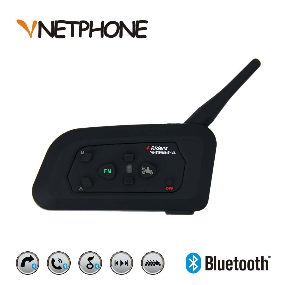 Headset Speaker Intercom