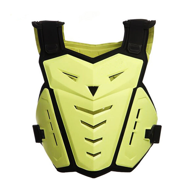 Motorcycle Armor JacketS Motocross Outdoor Sport Protective gear Shockproof Breatheable Chest Back Body Protectors - Trivoshop