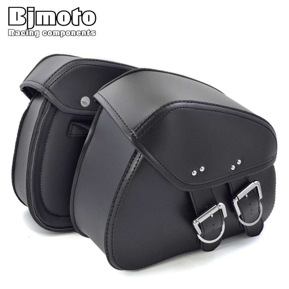 PU Leather Saddlebags