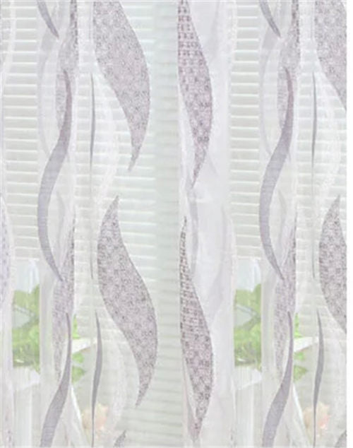 {Byetee} High Quality European Finished Products Living Room Curtain Window Screening Strip Luxury Curtain Designs