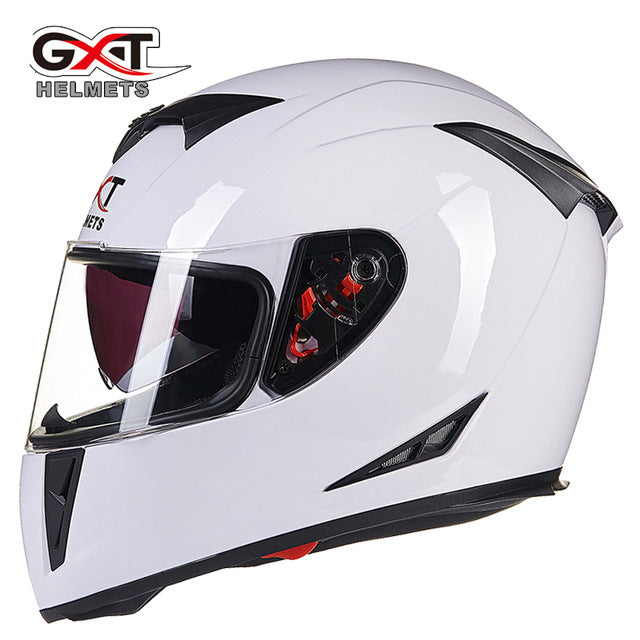 GXT High Quality Motorcycle Moto Helmet Full Face Racing  Helmets Motorbike Winter Moto Casco Capacete - Trivoshop