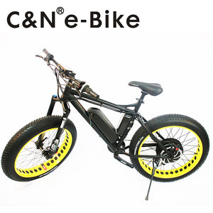 New Design 48v 1000W Snow fat E-bike Fat Tire Electric Mountain Bike/Electric Bike/Electric bicycle