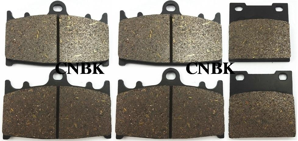 Disc Brake Pads Set - Trivoshop
