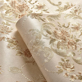 deep embossed 3D Wallpaper