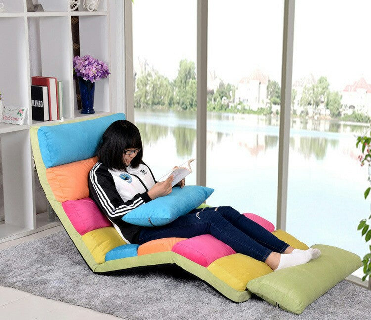 Living Room Sofas Living Room Furniture Home Furniture cotton fabric one seat Sofa bed 200*70cm whole sale hot foldable portable