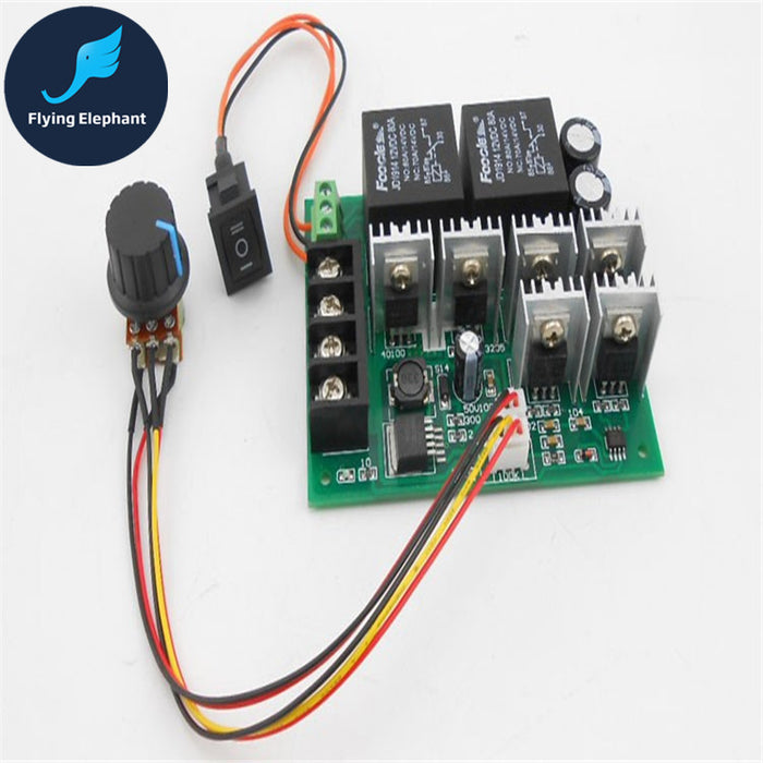 Forward Reverse DC Speed Motor Controller